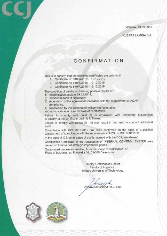 Confirmatiom-ISO,-AQAP-and-ICS-till-19.12.2019